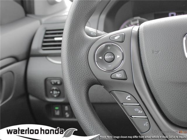 2019 Honda Ridgeline Sport (Stk: H6050) in Waterloo - Image 15 of 23
