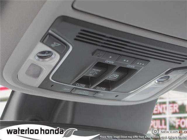 2019 Honda Ridgeline Sport (Stk: H6050) in Waterloo - Image 19 of 23