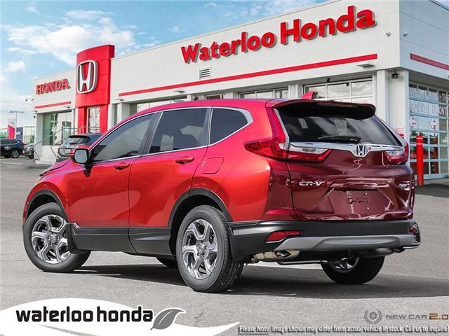 2019 Honda CR-V EX (Stk: H6023) in Waterloo - Image 4 of 22