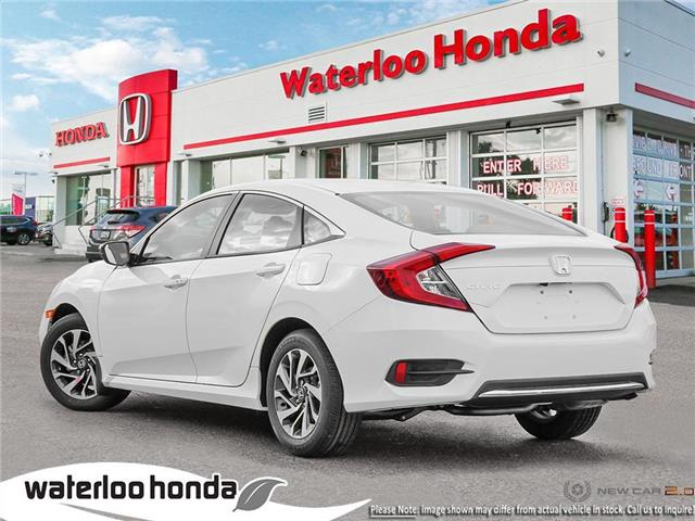 2019 Honda Civic EX (Stk: H6025) in Waterloo - Image 4 of 23