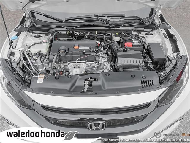 2019 Honda Civic EX (Stk: H6025) in Waterloo - Image 6 of 23
