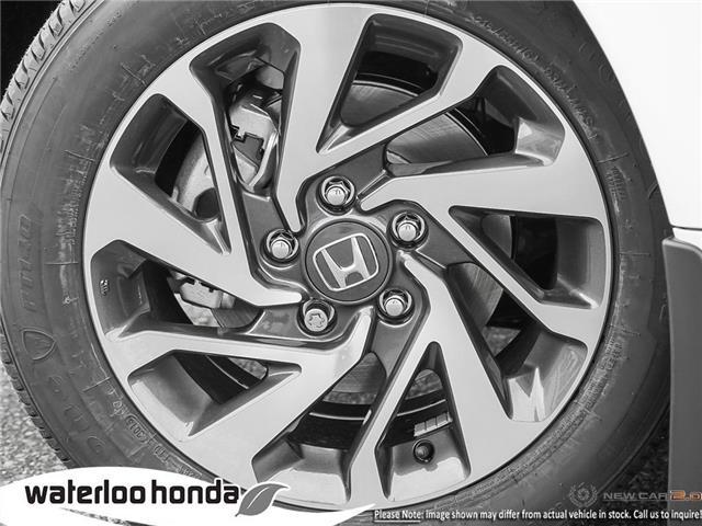 2019 Honda Civic EX (Stk: H6026) in Waterloo - Image 8 of 23