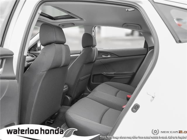 2019 Honda Civic EX (Stk: H6026) in Waterloo - Image 21 of 23