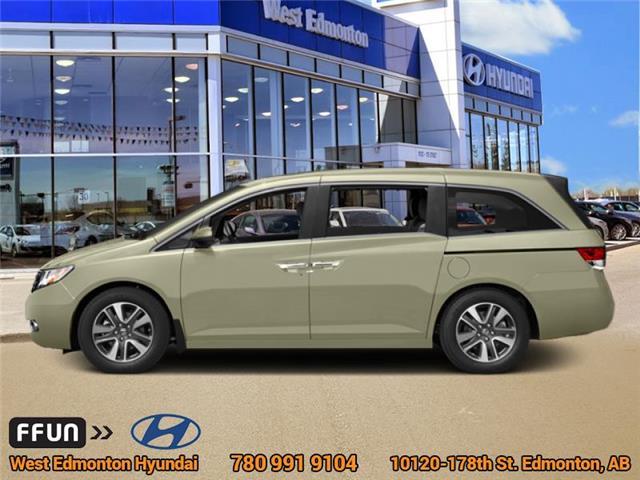 2014 Honda Odyssey Touring (Stk: E4605A) in Edmonton - Image 1 of 1