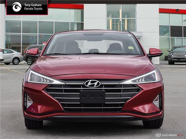 2019 Hyundai Elantra Ultimate (Stk: 89569A) in Ottawa - Image 2 of 28