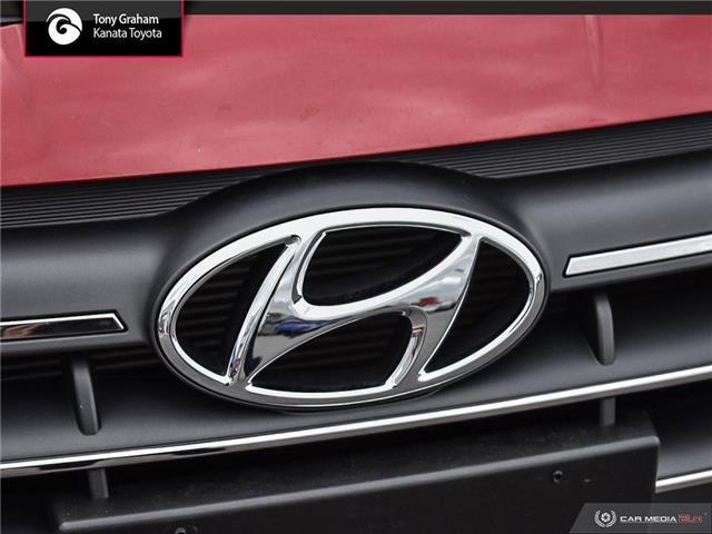 2019 Hyundai Elantra Ultimate (Stk: 89569A) in Ottawa - Image 9 of 28