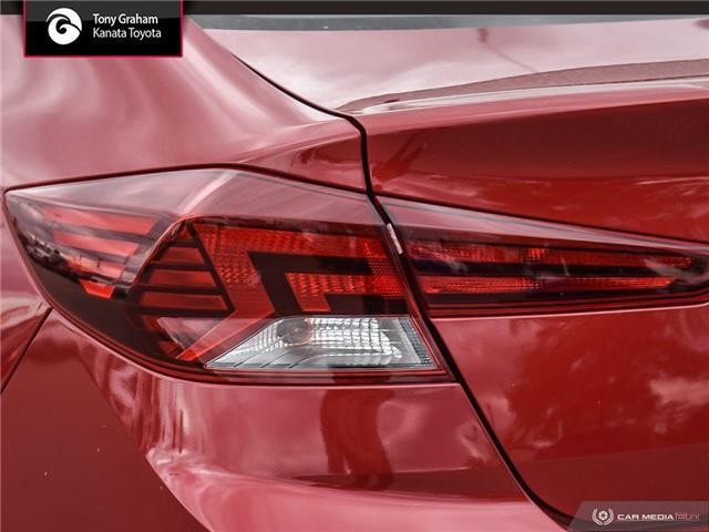 2019 Hyundai Elantra Ultimate (Stk: 89569A) in Ottawa - Image 12 of 28