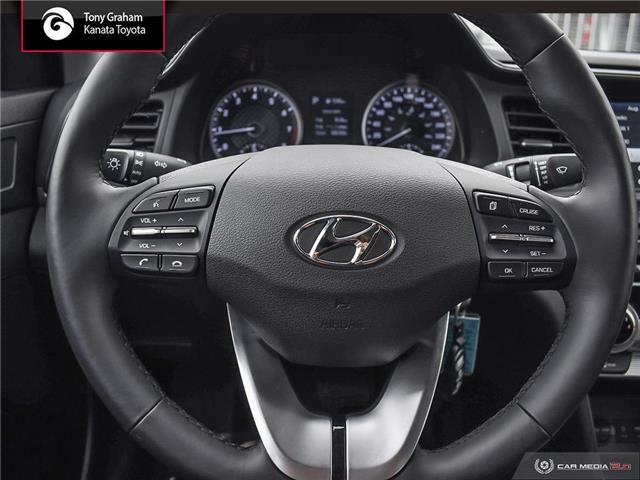2019 Hyundai Elantra Ultimate (Stk: 89569A) in Ottawa - Image 14 of 28