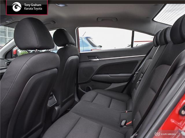 2019 Hyundai Elantra Ultimate (Stk: 89569A) in Ottawa - Image 25 of 28