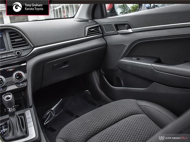 2019 Hyundai Elantra Ultimate (Stk: 89569A) in Ottawa - Image 27 of 28