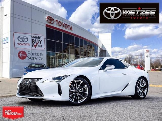 2018 Lexus LC 500 Base (Stk: U2636) in Vaughan - Image 1 of 29
