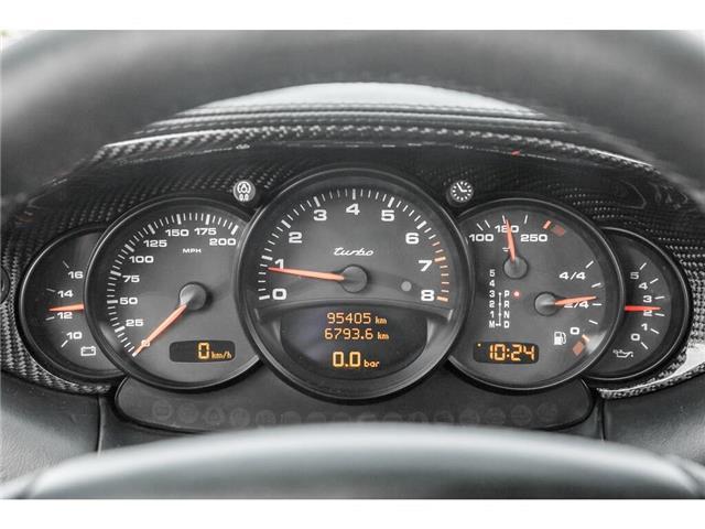 2004 Porsche 911 Turbo (Stk: 19HMSCON) in Mississauga - Image 13 of 22