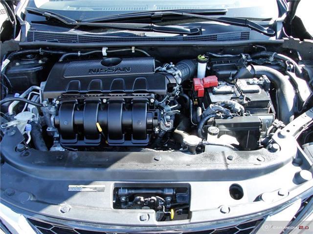 2018 Nissan Sentra 1.8 SV (Stk: D1443) in Regina - Image 8 of 28