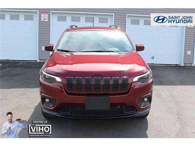 2019 Jeep Cherokee North (Stk: U2287) in Saint John - Image 3 of 20