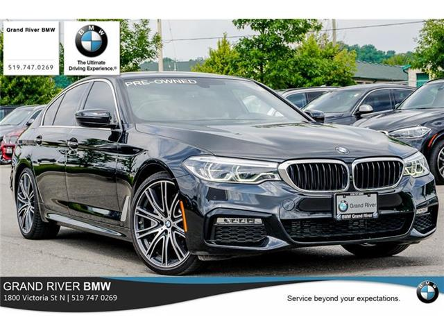2018 BMW 540d xDrive (Stk: 33997A) in Kitchener - Image 1 of 22