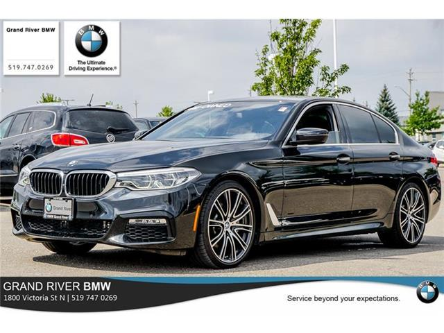 2018 BMW 540d xDrive (Stk: 33997A) in Kitchener - Image 3 of 22