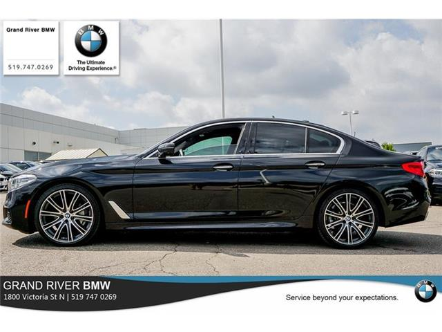 2018 BMW 540d xDrive (Stk: 33997A) in Kitchener - Image 4 of 22