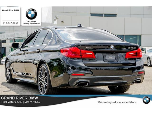 2018 BMW 540d xDrive (Stk: 33997A) in Kitchener - Image 5 of 22