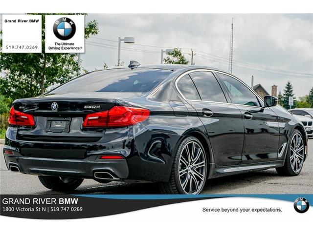 2018 BMW 540d xDrive (Stk: 33997A) in Kitchener - Image 7 of 22