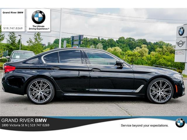 2018 BMW 540d xDrive (Stk: 33997A) in Kitchener - Image 8 of 22