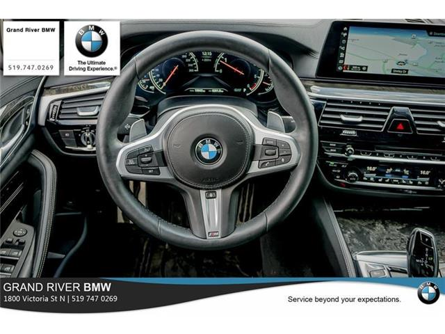 2018 BMW 540d xDrive (Stk: 33997A) in Kitchener - Image 16 of 22