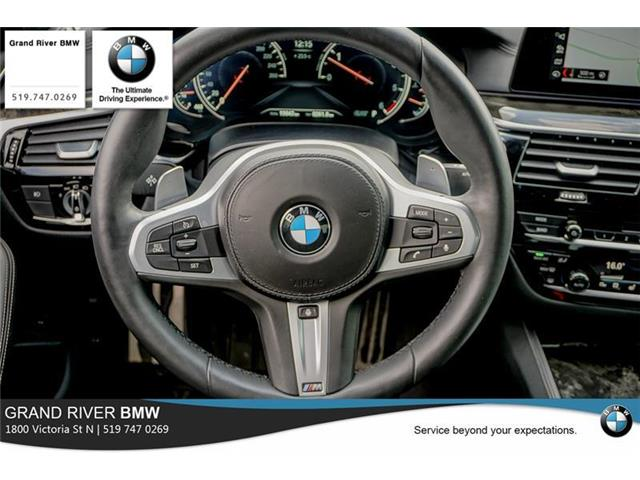 2018 BMW 540d xDrive (Stk: 33997A) in Kitchener - Image 17 of 22