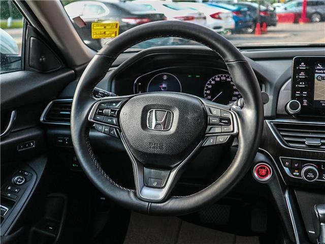 2018 Honda Accord Touring (Stk: H7846-0) in Ottawa - Image 12 of 27