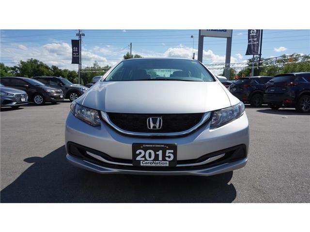 2015 Honda Civic EX (Stk: HU868) in Hamilton - Image 3 of 36