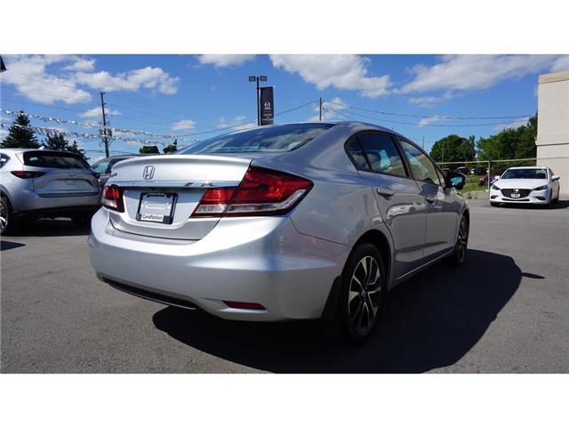 2015 Honda Civic EX (Stk: HU868) in Hamilton - Image 6 of 36