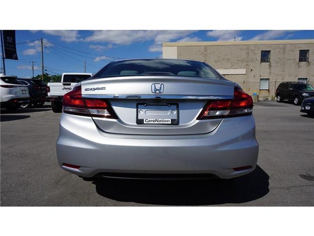 2015 Honda Civic EX (Stk: HU868) in Hamilton - Image 7 of 36