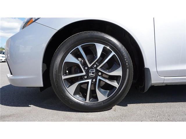 2015 Honda Civic EX (Stk: HU868) in Hamilton - Image 11 of 36