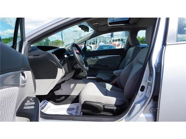 2015 Honda Civic EX (Stk: HU868) in Hamilton - Image 15 of 36