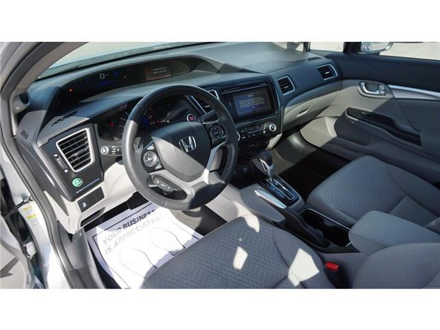 2015 Honda Civic EX (Stk: HU868) in Hamilton - Image 18 of 36