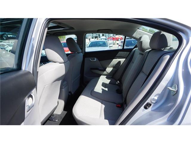 2015 Honda Civic EX (Stk: HU868) in Hamilton - Image 24 of 36