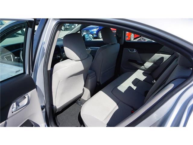 2015 Honda Civic EX (Stk: HU868) in Hamilton - Image 26 of 36