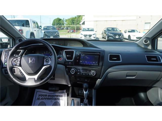 2015 Honda Civic EX (Stk: HU868) in Hamilton - Image 29 of 36