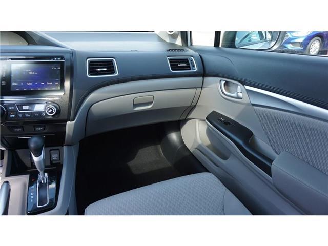 2015 Honda Civic EX (Stk: HU868) in Hamilton - Image 31 of 36