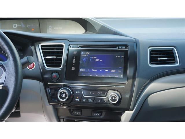 2015 Honda Civic EX (Stk: HU868) in Hamilton - Image 32 of 36