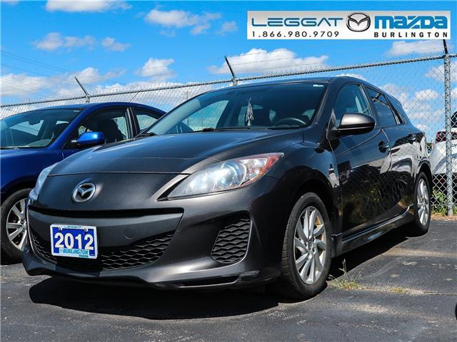 2012 Mazda Mazda3 Sport GS-SKY (Stk: 199019A) in Burlington - Image 1 of 1