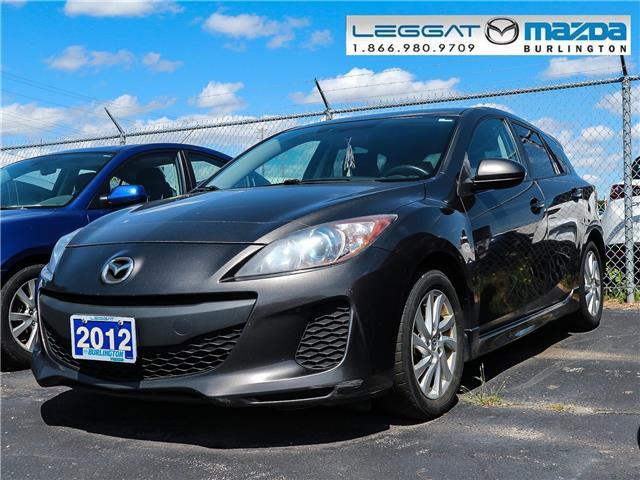 2012 Mazda Mazda3 Sport GS-SKY (Stk: 199019A) in Burlington - Image 1 of 1