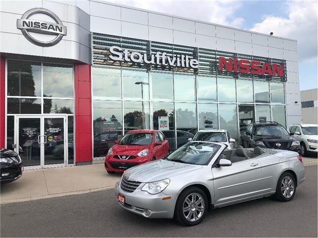 2008 Chrysler Sebring Limited (Stk: 18U004A) in Stouffville - Image 1 of 16