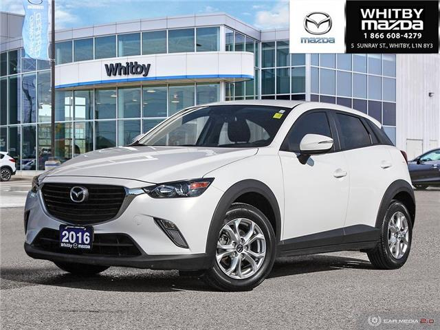 2016 Mazda CX-3 GS (Stk: 190340A) in Whitby - Image 1 of 27