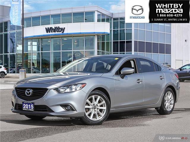 2015 Mazda MAZDA6 GS (Stk: 190042A) in Whitby - Image 1 of 27