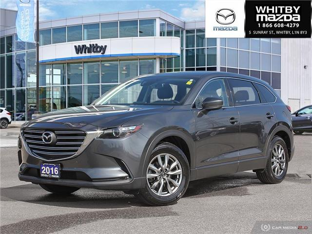 2016 Mazda CX-9 GS-L (Stk: P17462) in Whitby - Image 1 of 27