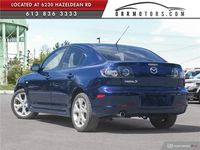 2008 Mazda Mazda3 GT (Stk: 5637-1) in Stittsville - Image 4 of 28