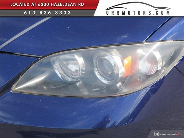 2008 Mazda Mazda3 GT (Stk: 5637-1) in Stittsville - Image 9 of 28