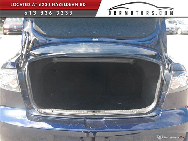 2008 Mazda Mazda3 GT (Stk: 5637-1) in Stittsville - Image 10 of 28