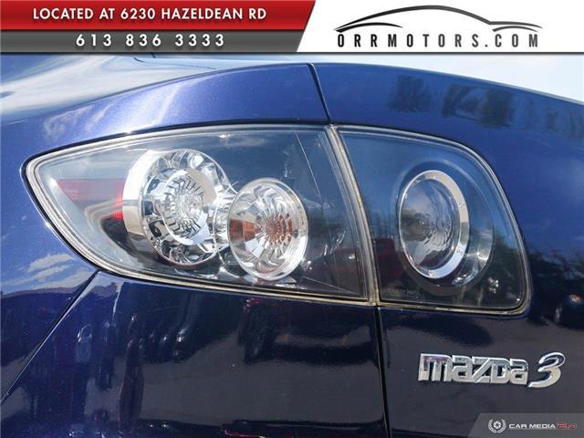 2008 Mazda Mazda3 GT (Stk: 5637-1) in Stittsville - Image 11 of 28