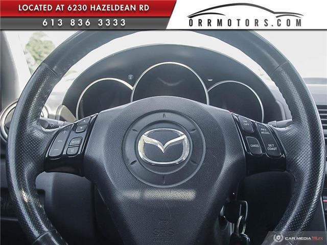 2008 Mazda Mazda3 GT (Stk: 5637-1) in Stittsville - Image 13 of 28