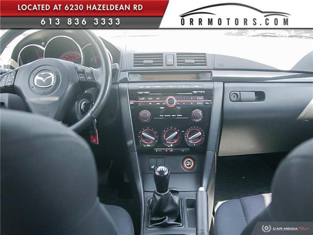 2008 Mazda Mazda3 GT (Stk: 5637-1) in Stittsville - Image 24 of 28
